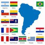 【ウイイレ2019】南米代表のインポート神データ|ユニフォーム