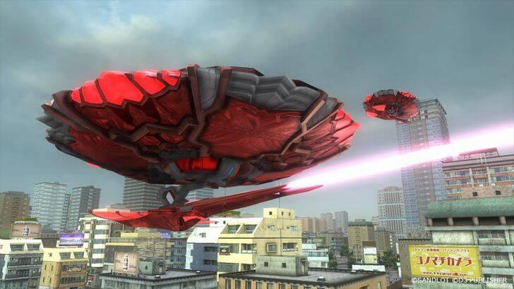 【地球防衛軍5】エアレイダーの鬼門、空飛ぶ敵は対空装備で迎撃せよ